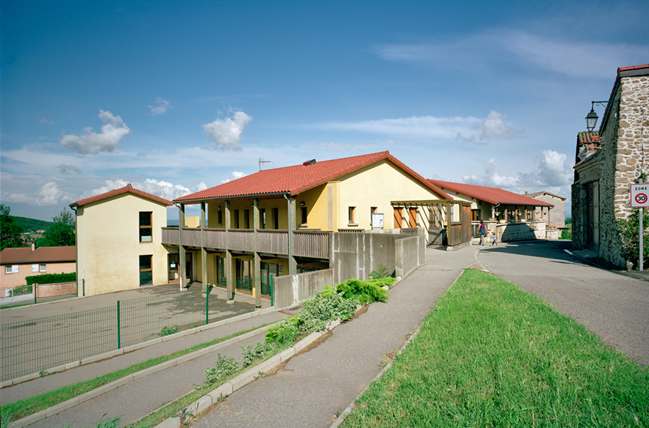 Construction d'une Ecole primaire et d'une cantine