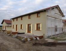 Rénovation d'un tènement agricole et création de 3 logements locatifs