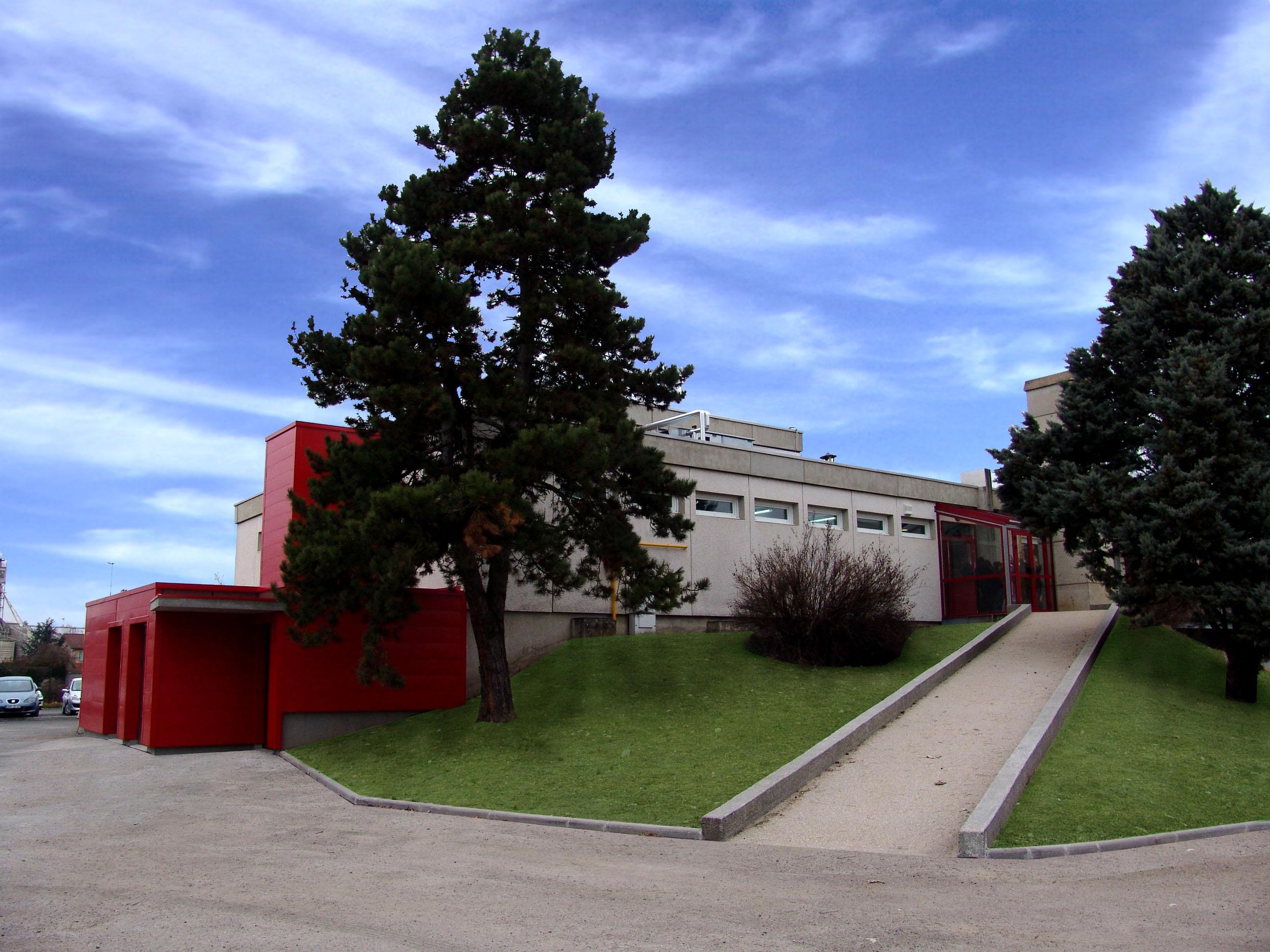 Extension et mise aux normes du collège le Palais