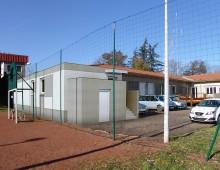 Extension et réhabilitation du Centre d'Incendie et de Secours