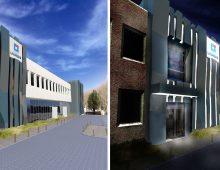 Réaménagement du siège du GROUPE LAURENT à SAINT ETIENNE (42)