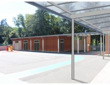 Extension et rénovation – Groupe Scolaire Ferry Pauziere